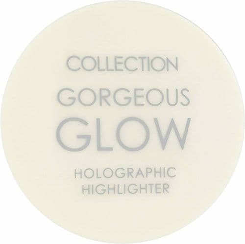 3 x Collection Gorgeous Glow Holographic Highlighter | Moon Dust 1 | Ultra Fine